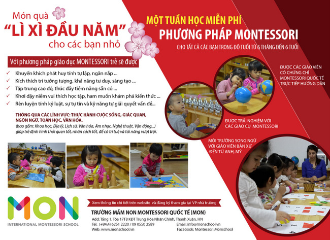 International Montessori Preschool